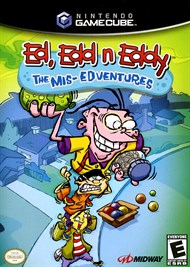 Rent Ed, Edd n Eddy: The Mis-Edventures for GC