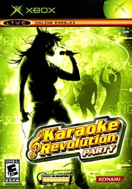 Rent Karaoke Revolution Party for Xbox