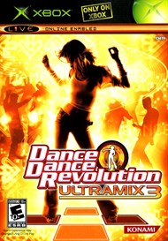 Rent Dance Dance Revolution Ultramix 3 for Xbox