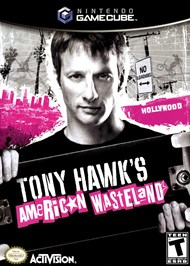Rent Tony Hawk's American Wasteland for GC