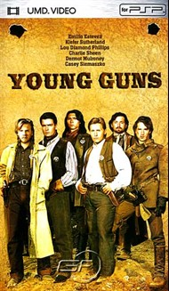 Rent Young Guns for PSP Movies
