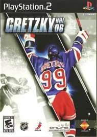 Rent Gretzky NHL 06 for PS2