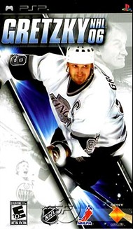 Rent Gretzky NHL 06 for PSP Games