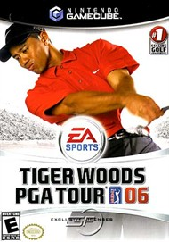 Rent Tiger Woods PGA Tour 06 for GC