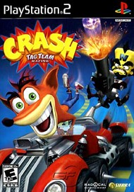 Rent Crash Tag Team Racing for PS2