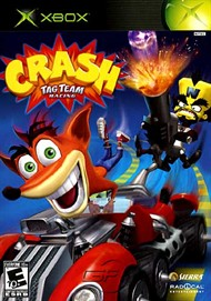 Rent Crash Tag Team Racing for Xbox