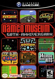 Rent Namco Museum: 50th Anniversary for GC