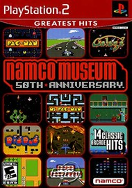 Rent Namco Museum: 50th Anniversary for PS2