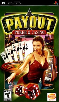 Rent Payout Poker & Casino for PSP Games