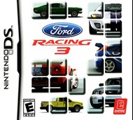 Rent Ford Racing 3 for DS