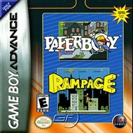 Rent Paperboy - Rampage for GBA