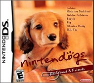 Rent Nintendogs: Dachshund & Friends for DS