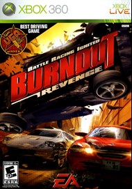 Rent Burnout Revenge for Xbox 360