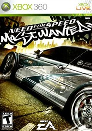 Rent Need for Speed: Most Wanted (2005) for Xbox 360