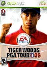 Rent Tiger Woods PGA Tour 06 for Xbox 360