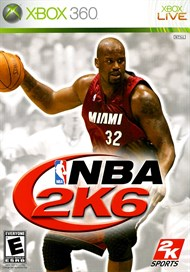 Rent NBA 2K6 for Xbox 360