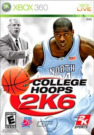 Rent College Hoops 2K6 for Xbox 360