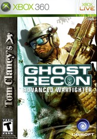 Rent Tom Clancy's Ghost Recon Advanced Warfighter for Xbox 360
