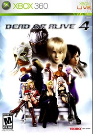 Rent Dead or Alive 4 for Xbox 360