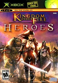 Rent Kingdom Under Fire: Heroes for Xbox