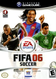 Rent FIFA Soccer 06 for GC