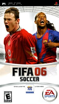 Rent FIFA Soccer 06 for PSP Games