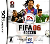Rent FIFA Soccer 06 for DS