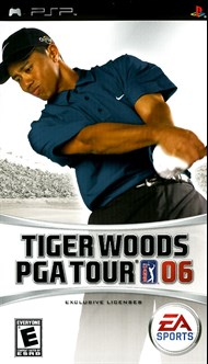 Rent Tiger Woods PGA Tour 06 for PSP Games