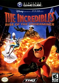 Rent The Incredibles: Rise of the Underminer for GC