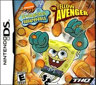 Rent SpongeBob Yellow Avenger for DS