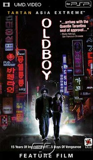 Rent Oldboy for PSP Movies
