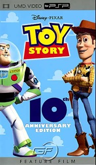 Rent Toy Story - 10th Anniversary Edition for PSP Movies