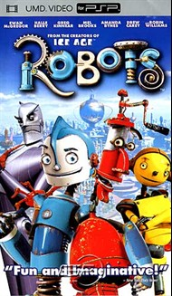 Rent Robots for PSP Movies