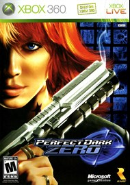 Rent Perfect Dark Zero for Xbox 360