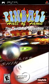Rent Pinball Hall of Fame: The Gottlieb Collection for PSP Games