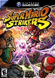 Rent Super Mario Strikers for GC