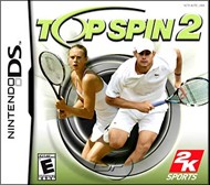 Rent Top Spin 2 for DS