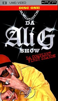 Rent Da Ali G Show: 1st Season (Disc One) for PSP Movies