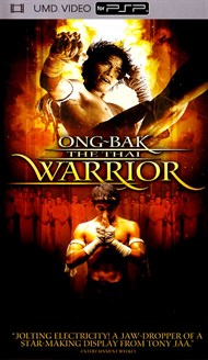 Rent Ong Bak: The Thai Warrior for PSP Movies
