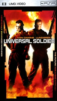 Rent Universal Soldier for PSP Movies