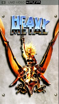 Rent Heavy Metal for PSP Movies