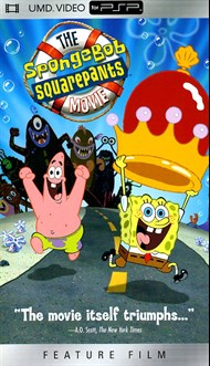 Rent SpongeBob SquarePants Movie for PSP Movies