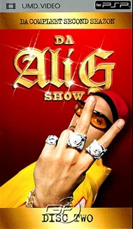 Rent Da Ali G Show: 2nd Season (Disc Two) for PSP Movies