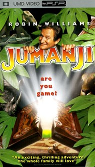 Rent Jumanji for PSP Movies