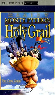 Rent Monty Python & the Holy Grail for PSP Movies
