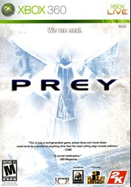 Rent Prey for Xbox 360