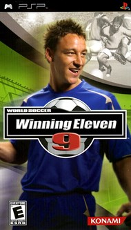 Rent World Soccer Winning Eleven 9 for PSP Games