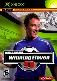 Rent World Soccer Winning Eleven 9 for Xbox
