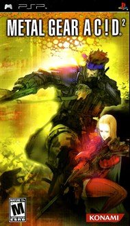 Rent Metal Gear Acid 2 for PSP Games
