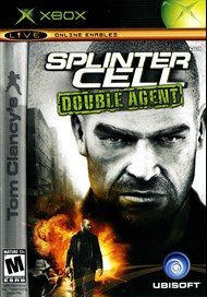 Rent Tom Clancy's Splinter Cell Double Agent for Xbox